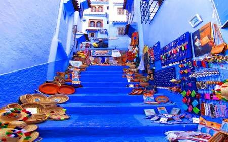 Day tours to Chefchaouen