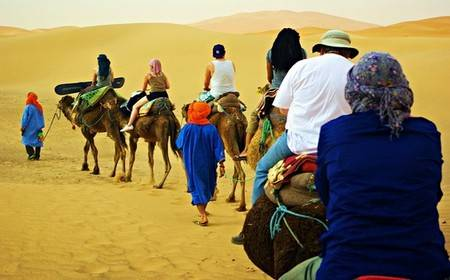 Morocco Adventure tours