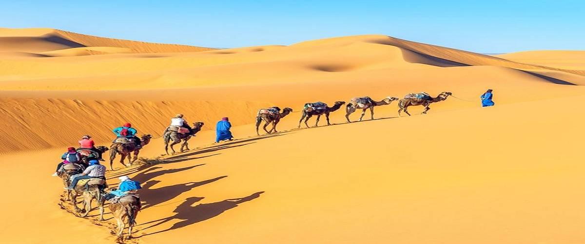 4 Days Tour Marrakech Merzouga