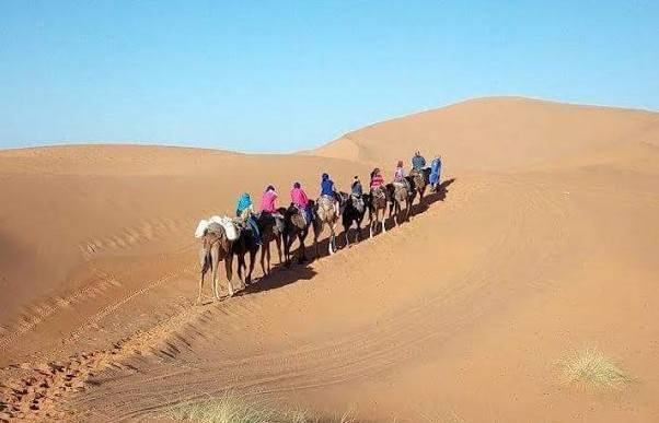5 Days Marrakech Merzouga desert trip