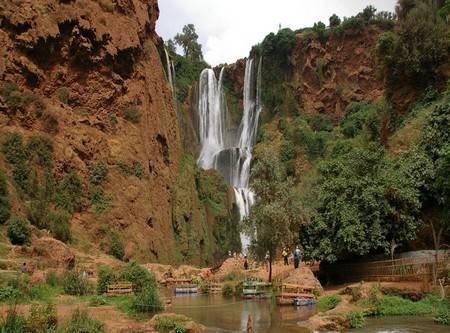 Excursion from Marrakech