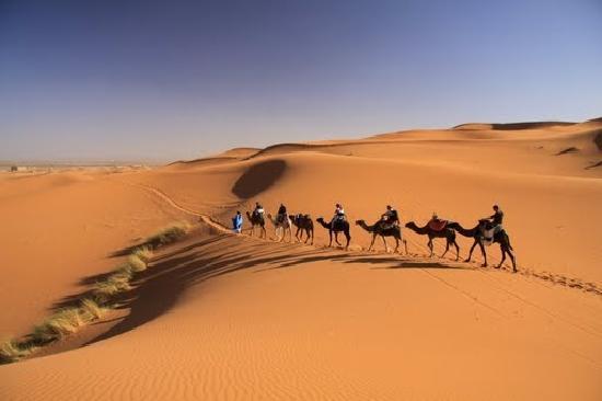 4 days desert tour from fes