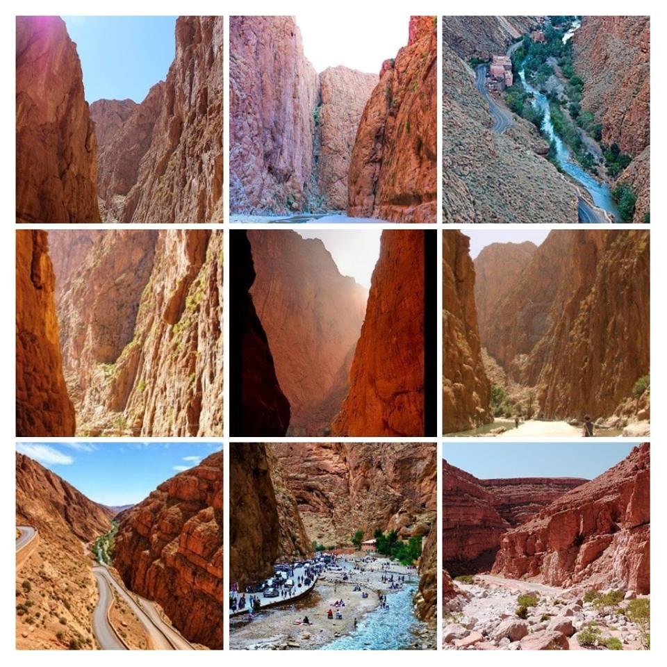 Todra gorge morocco tour