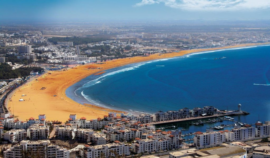 agadir city morocco