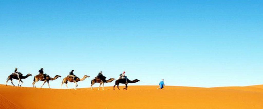 3 days desert btrip from Casablanca