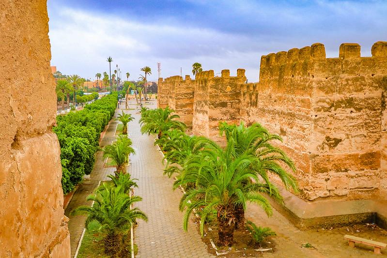 taroudante city morocco
