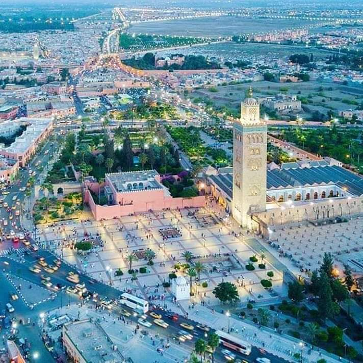 visit marrakech city