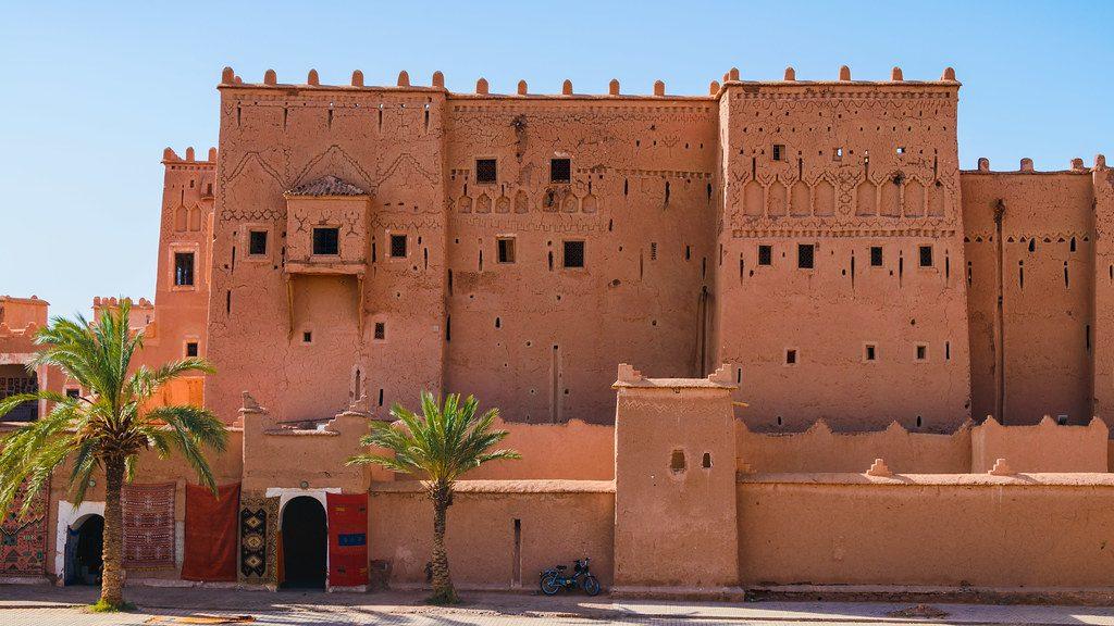 Tourirt Kasbah in ouarzazate