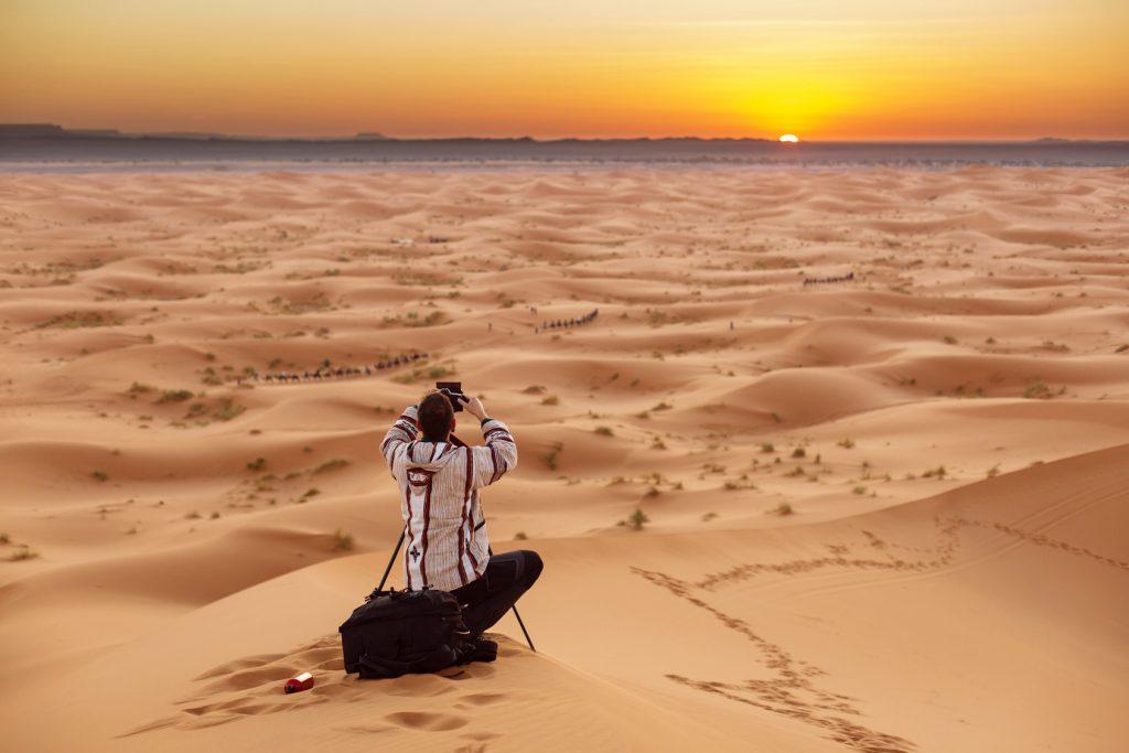 18 days morocco trip desert sahara tours Desert tip from Casablanca